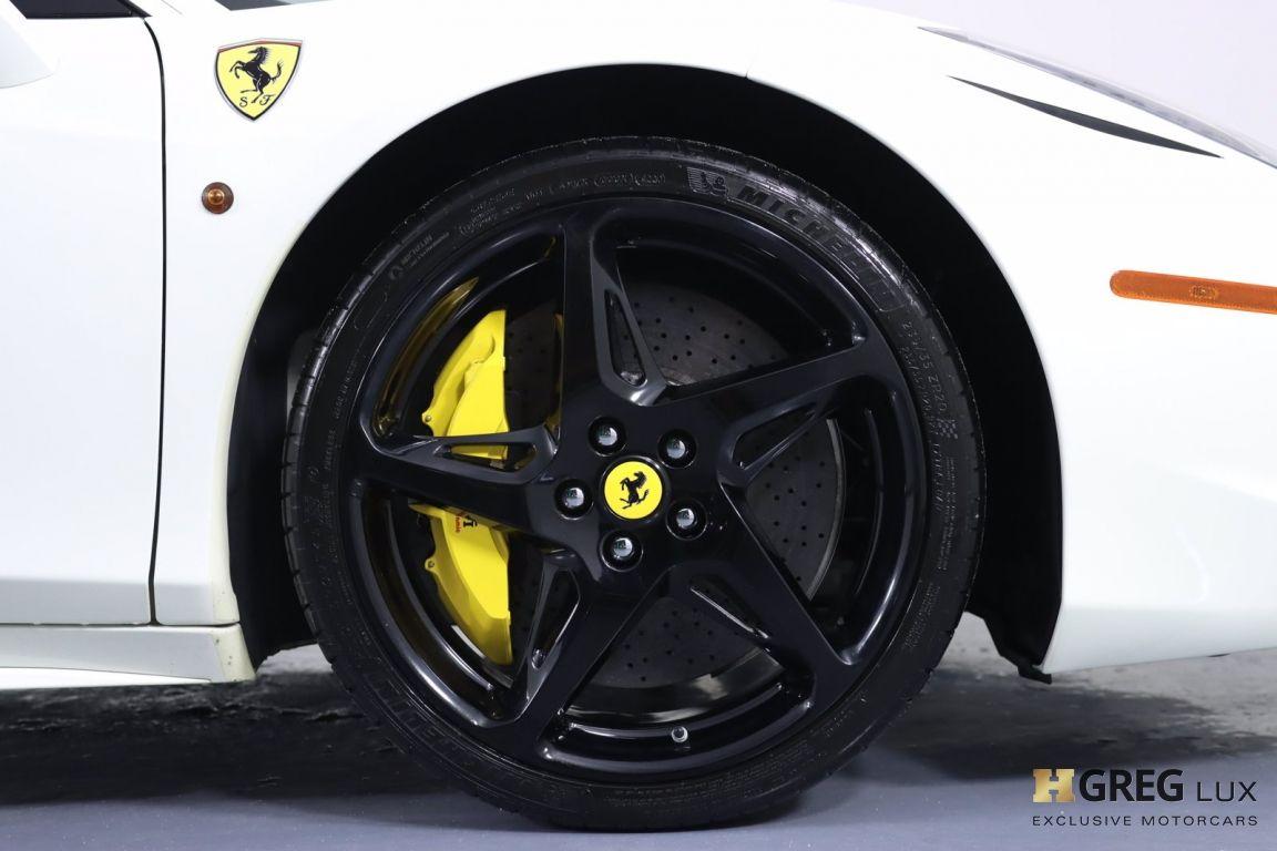 2014 Ferrari 458 Italia Base #13