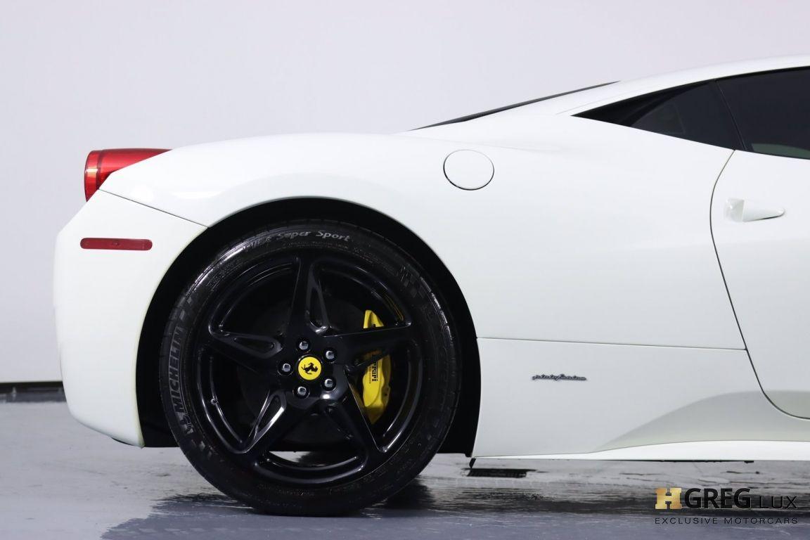 2014 Ferrari 458 Italia Base #16