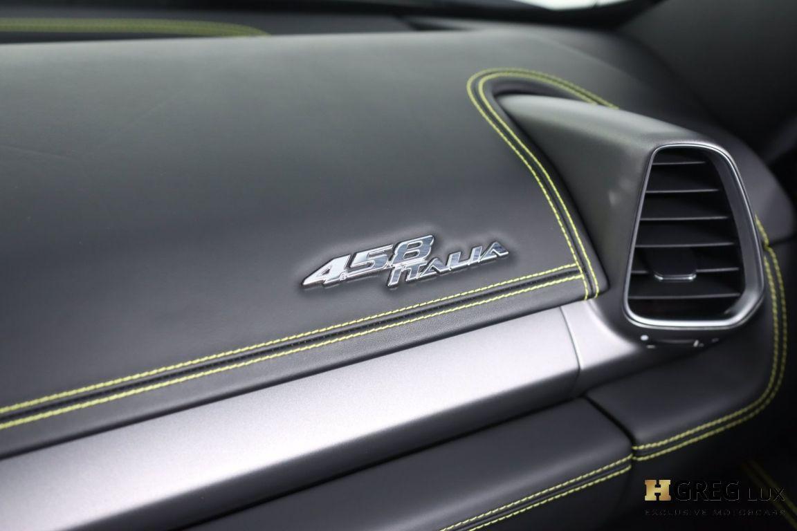 2014 Ferrari 458 Italia Base #45