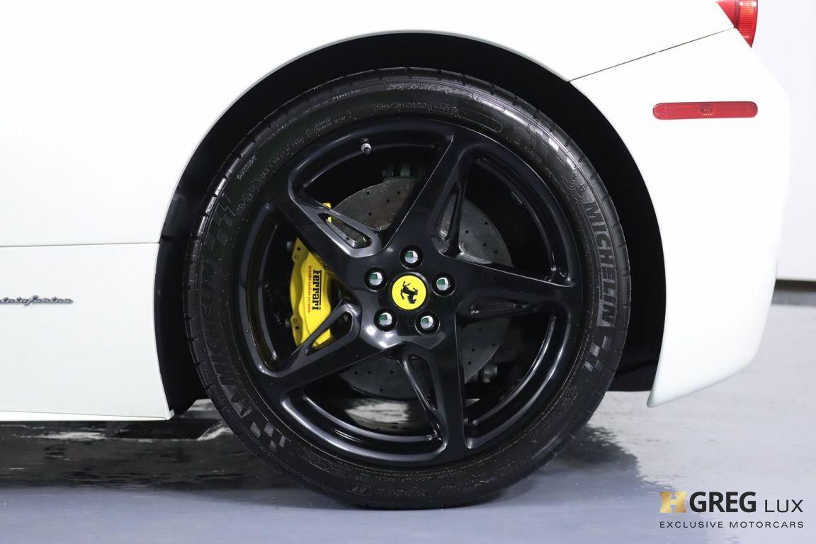 2014 Ferrari 458 Italia Base #32