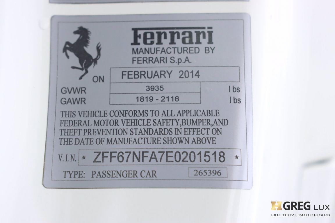 2014 Ferrari 458 Italia Base #64