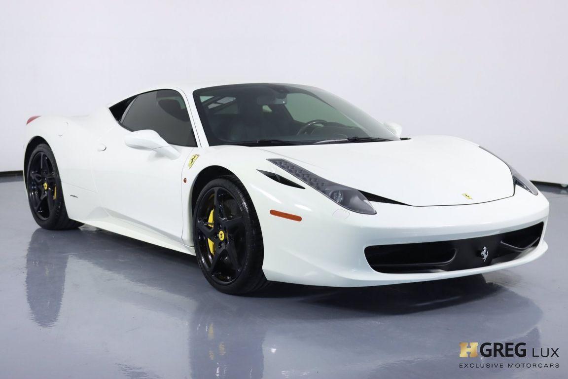 2014 Ferrari 458 Italia Base #10