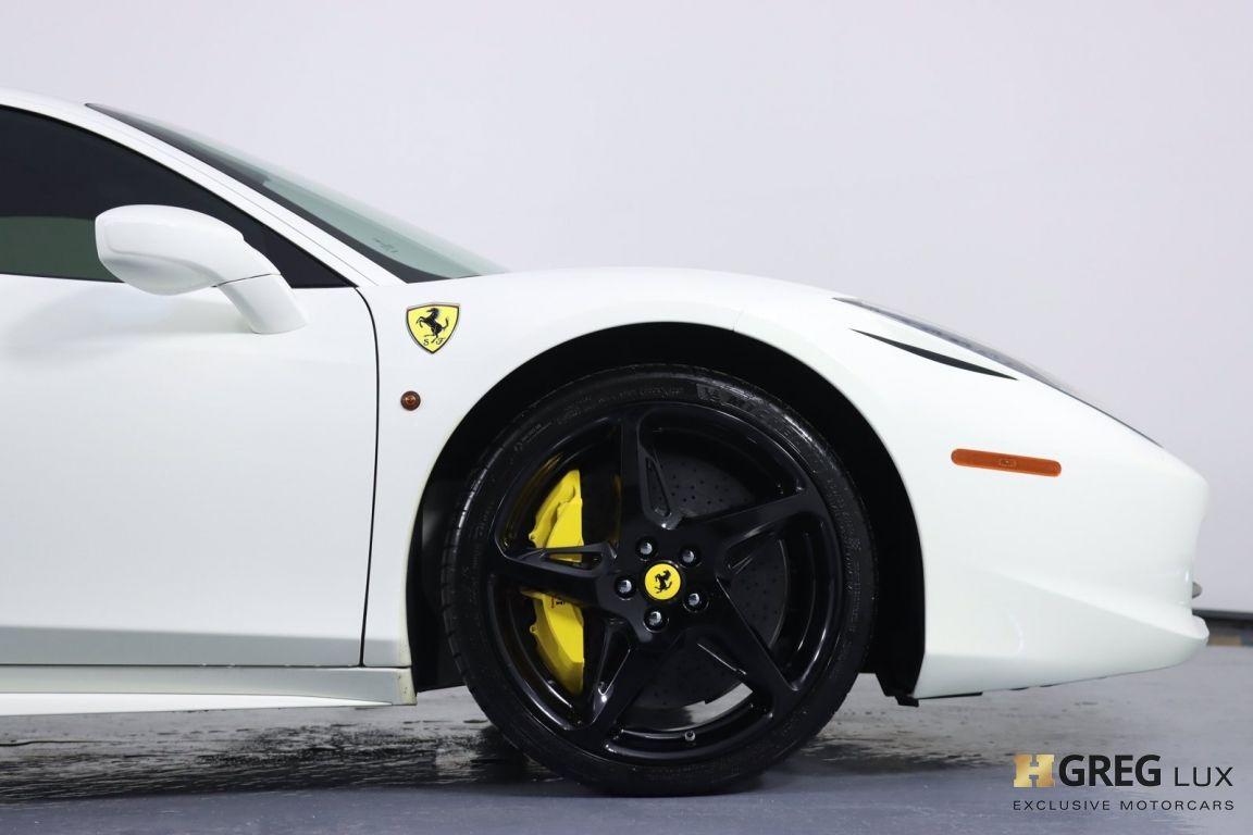 2014 Ferrari 458 Italia Base #12