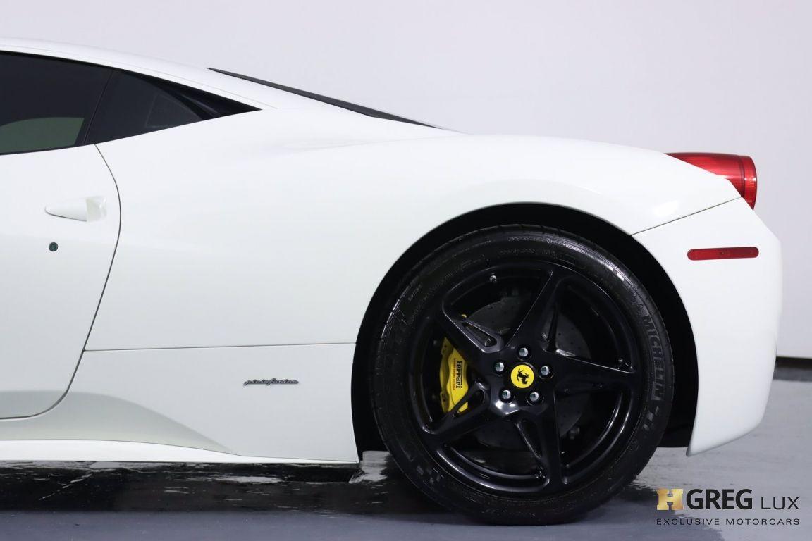 2014 Ferrari 458 Italia Base #31