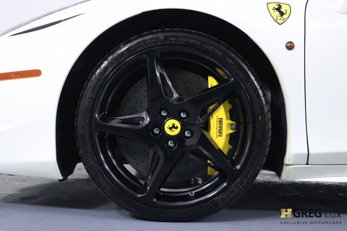 2014 Ferrari 458 Italia Base #29