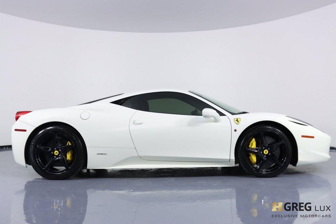2014 Ferrari 458 Italia Base #11