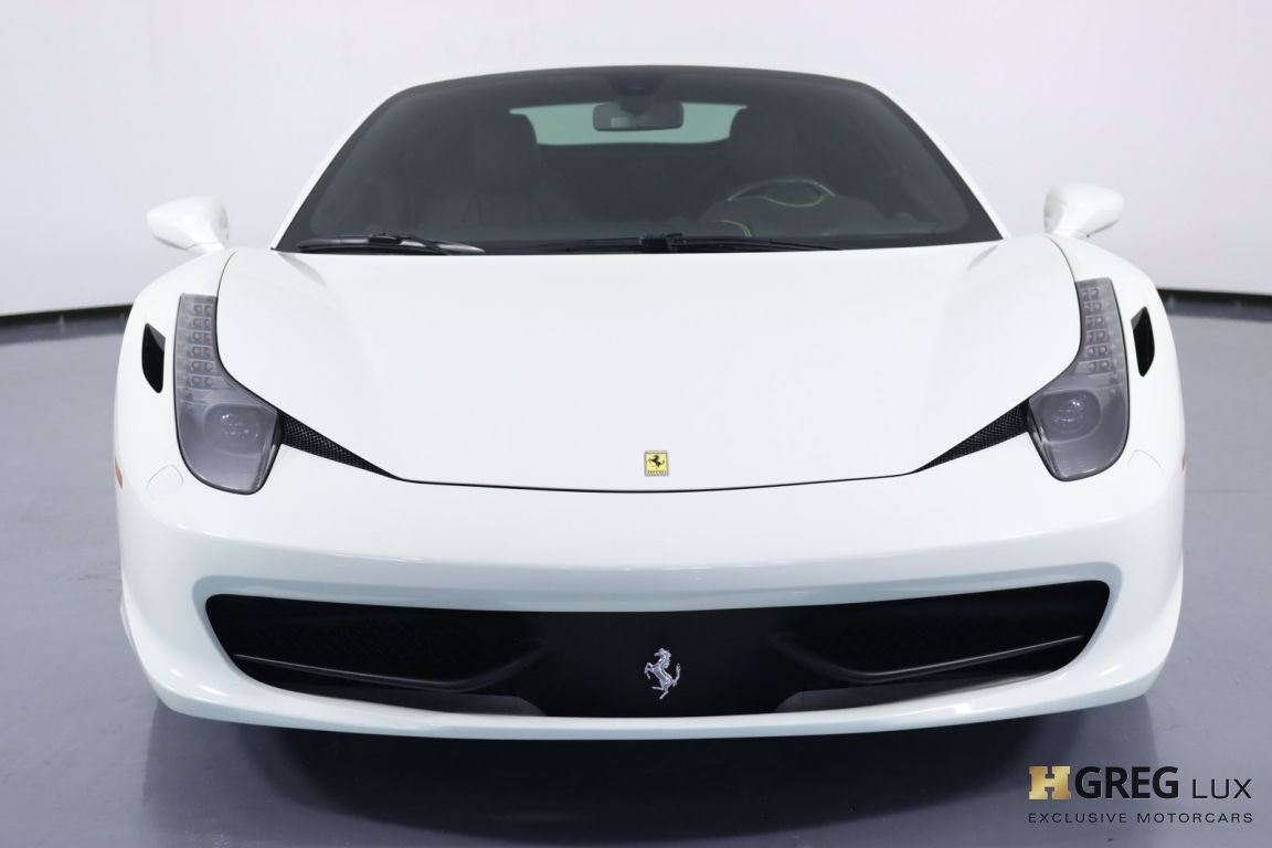 2014 Ferrari 458 Italia Base #3