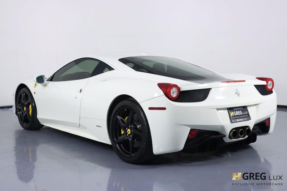 2014 Ferrari 458 Italia Base #26