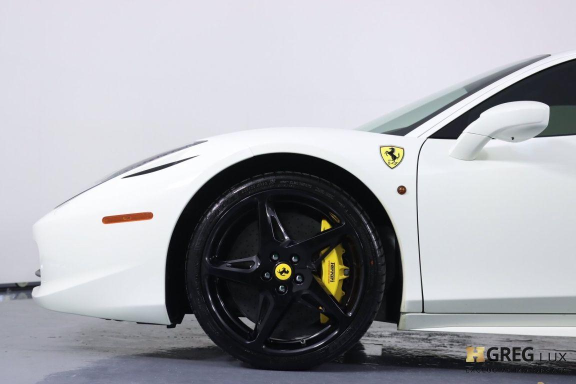 2014 Ferrari 458 Italia Base #28