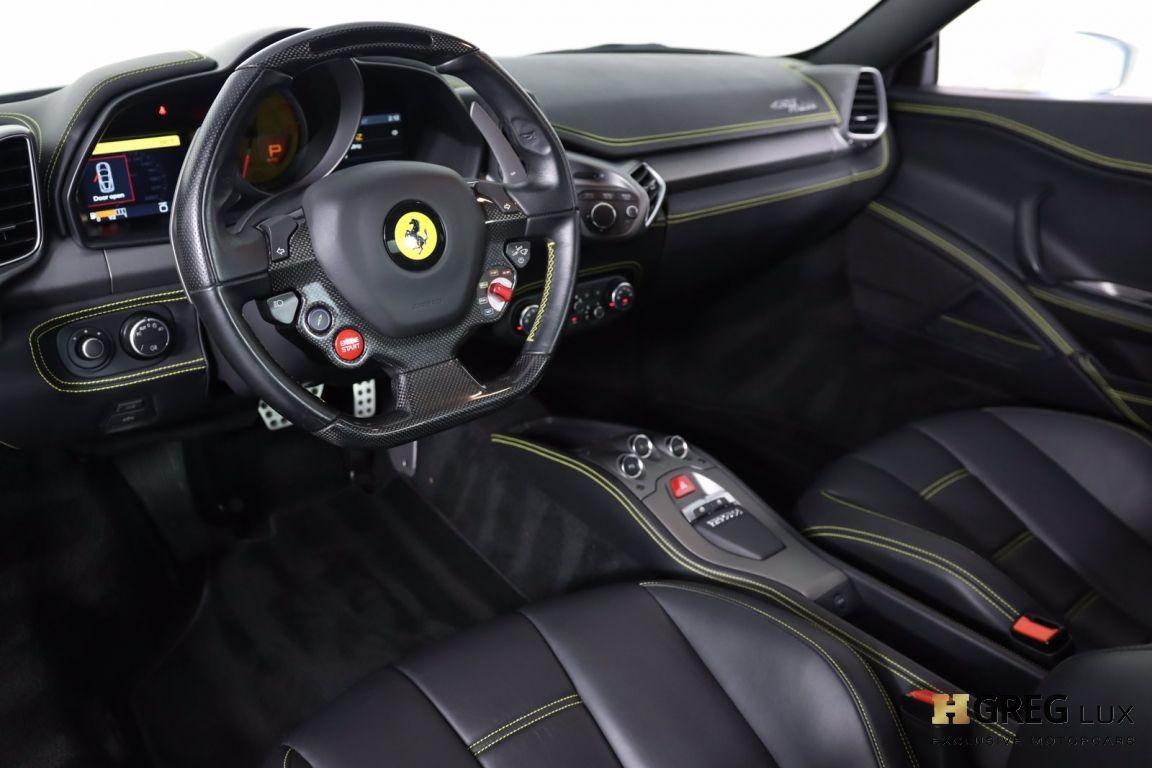 2014 Ferrari 458 Italia Base #1