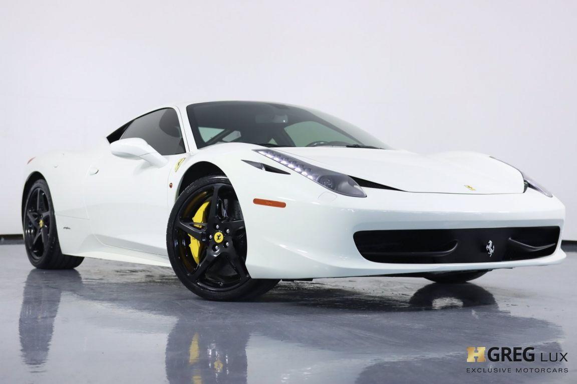 2014 Ferrari 458 Italia Base #35