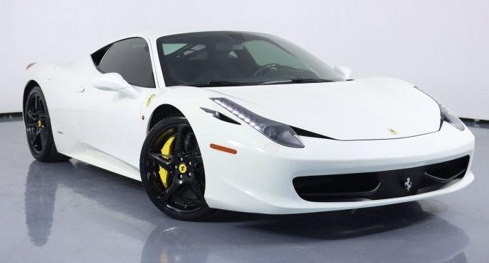 2014 Ferrari 458 Italia Base #0