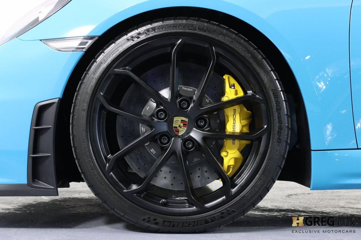 2020 Porsche 718 Spyder  #29