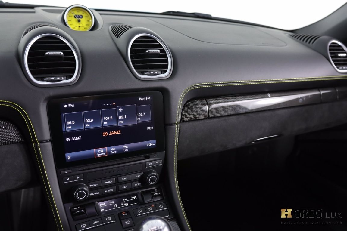 2020 Porsche 718 Spyder  #43