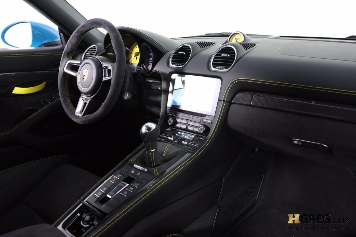 2020 Porsche 718 Spyder  #51