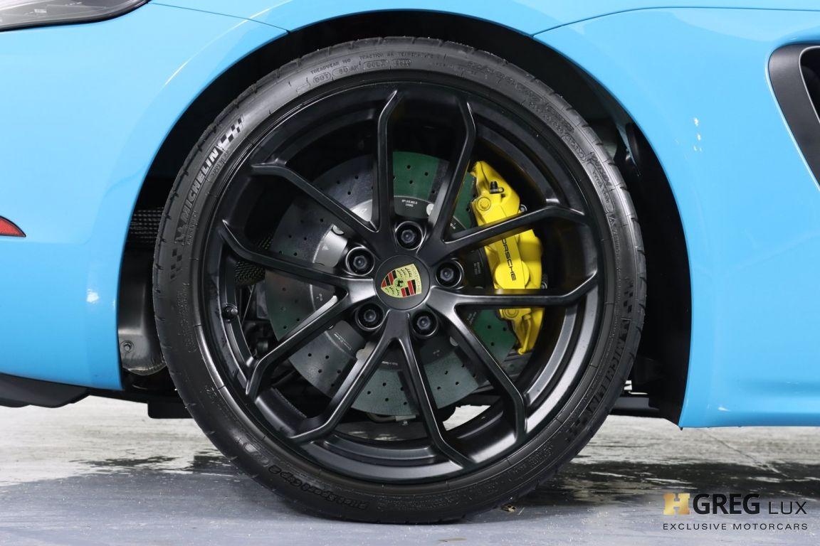 2020 Porsche 718 Spyder  #18