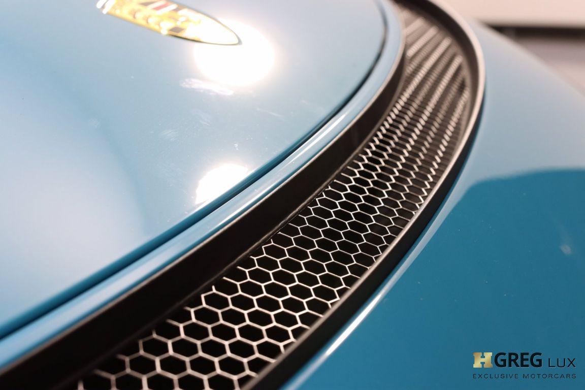 2020 Porsche 718 Spyder  #7