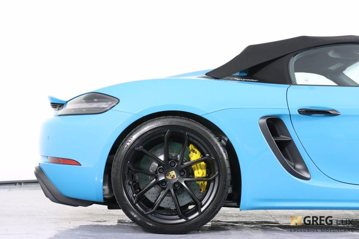 2020 Porsche 718 Spyder  #17