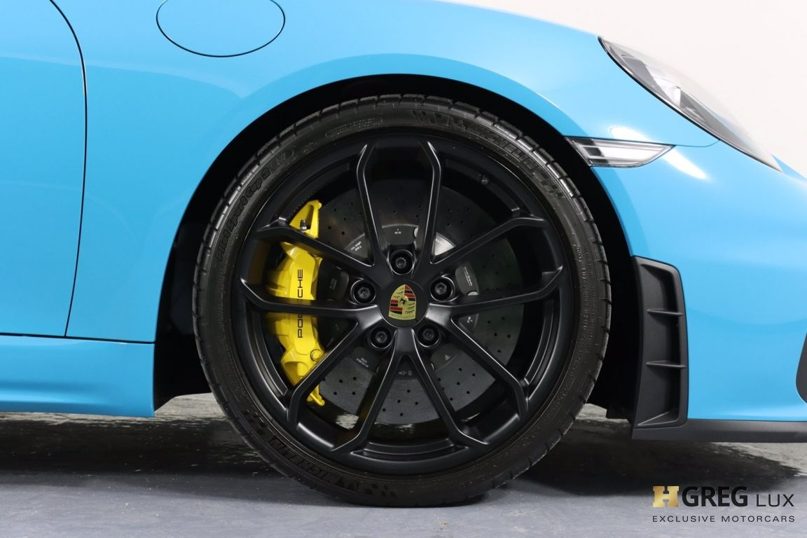 2020 Porsche 718 Spyder  #14