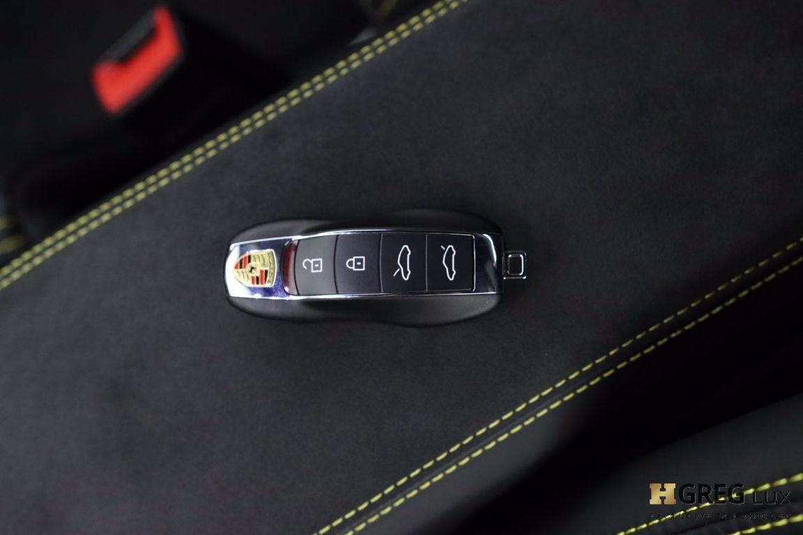 2020 Porsche 718 Spyder  #54