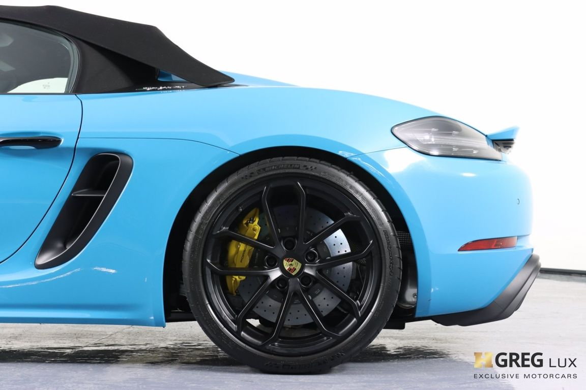 2020 Porsche 718 Spyder  #31