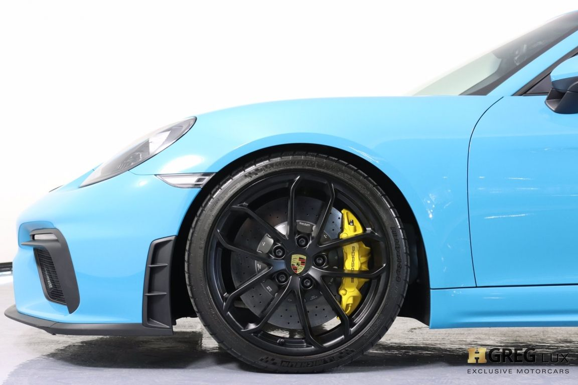 2020 Porsche 718 Spyder  #28