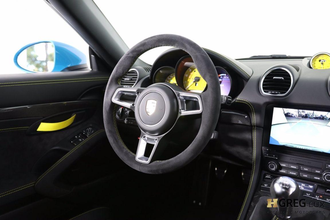 2020 Porsche 718 Spyder  #52
