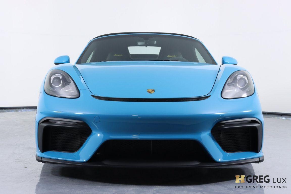 2020 Porsche 718 Spyder  #3