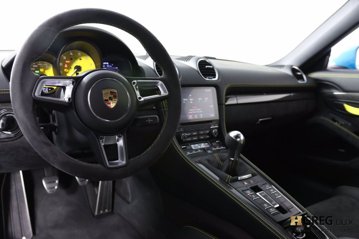 2020 Porsche 718 Spyder  #1