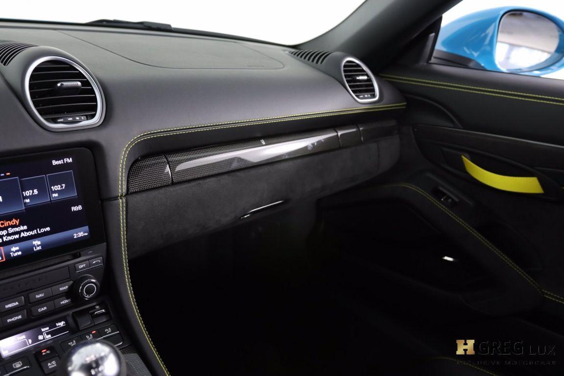 2020 Porsche 718 Spyder  #44