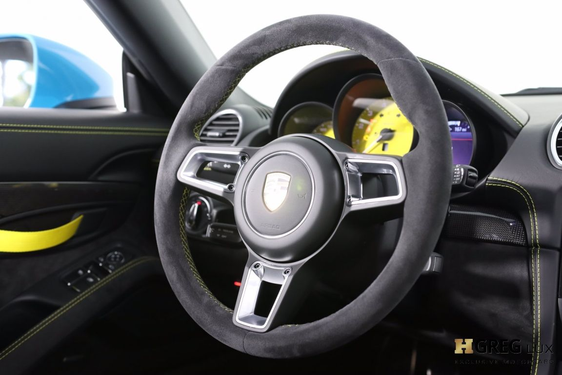 2020 Porsche 718 Spyder  #53