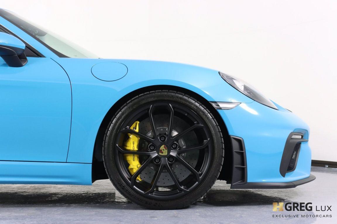 2020 Porsche 718 Spyder  #13