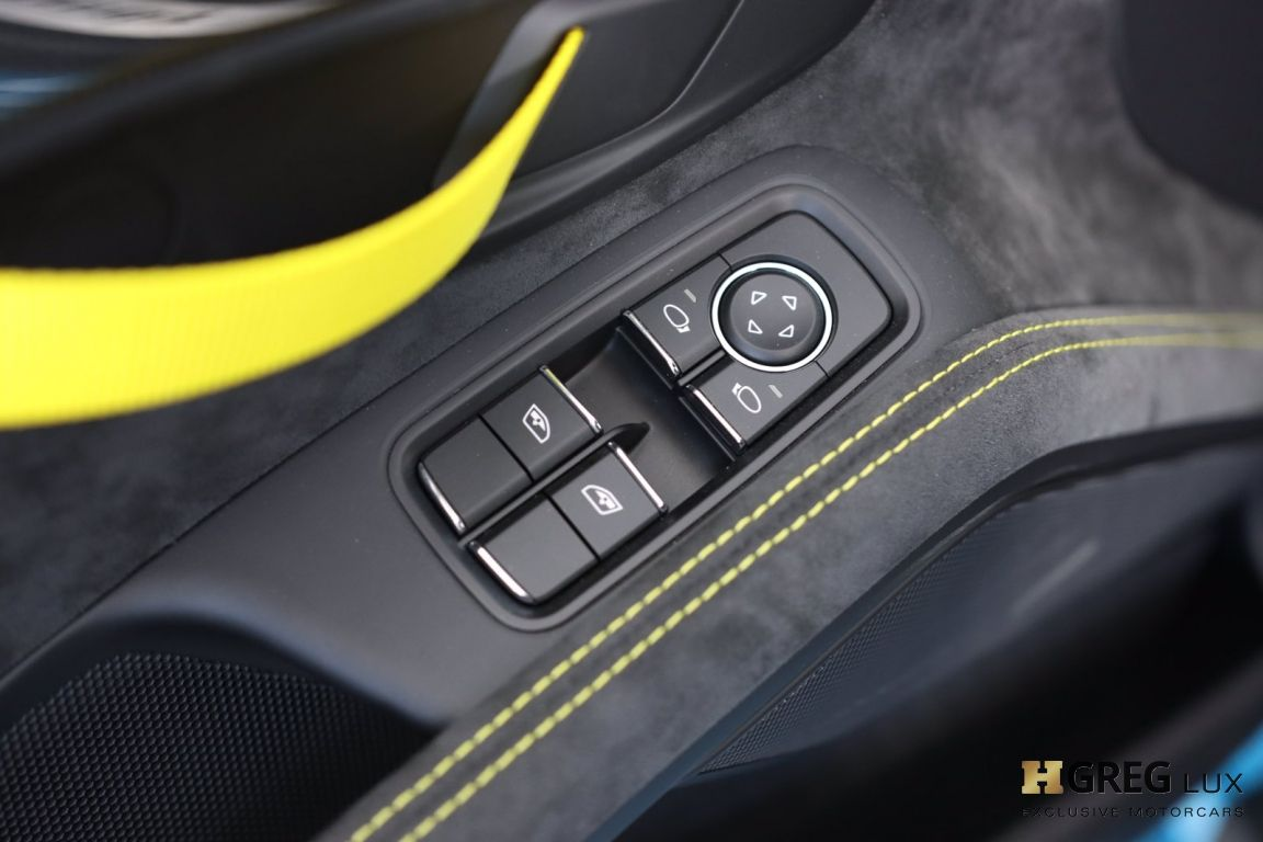 2020 Porsche 718 Spyder  #41