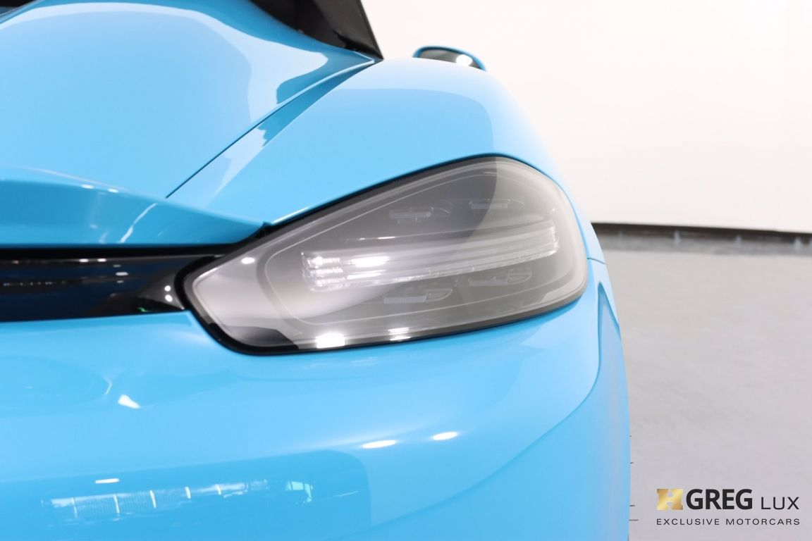 2020 Porsche 718 Spyder  #23