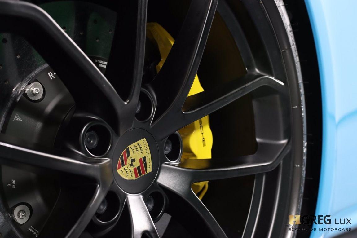 2020 Porsche 718 Spyder  #19