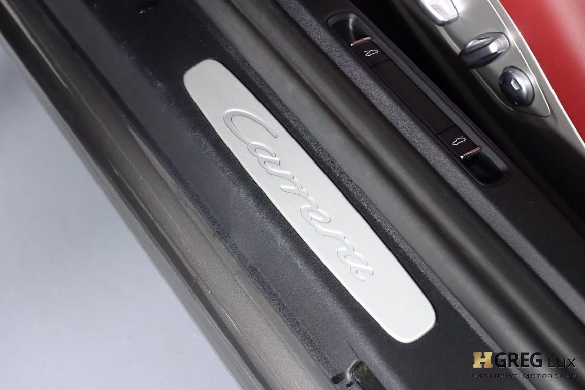 2017 Porsche 911 Carrera 4 #42