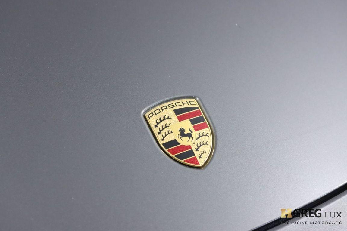 2017 Porsche 911 Carrera 4 #6