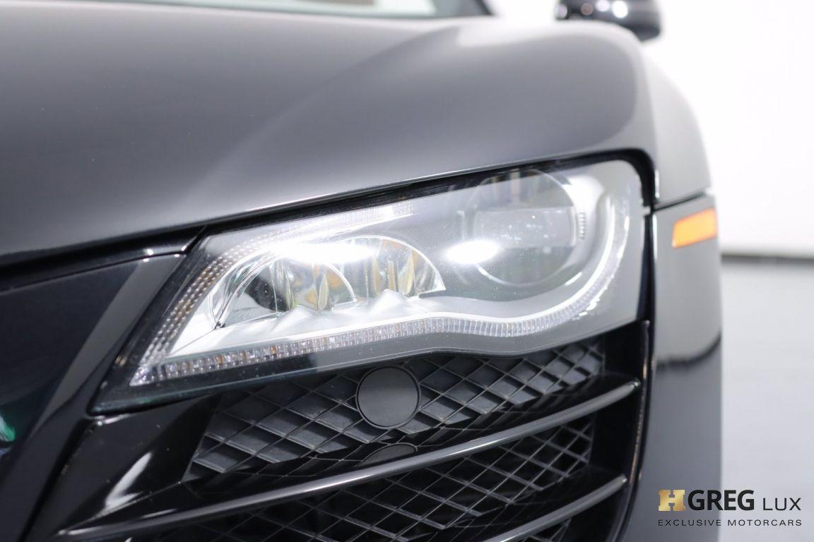 2011 Audi R8 5.2L #6