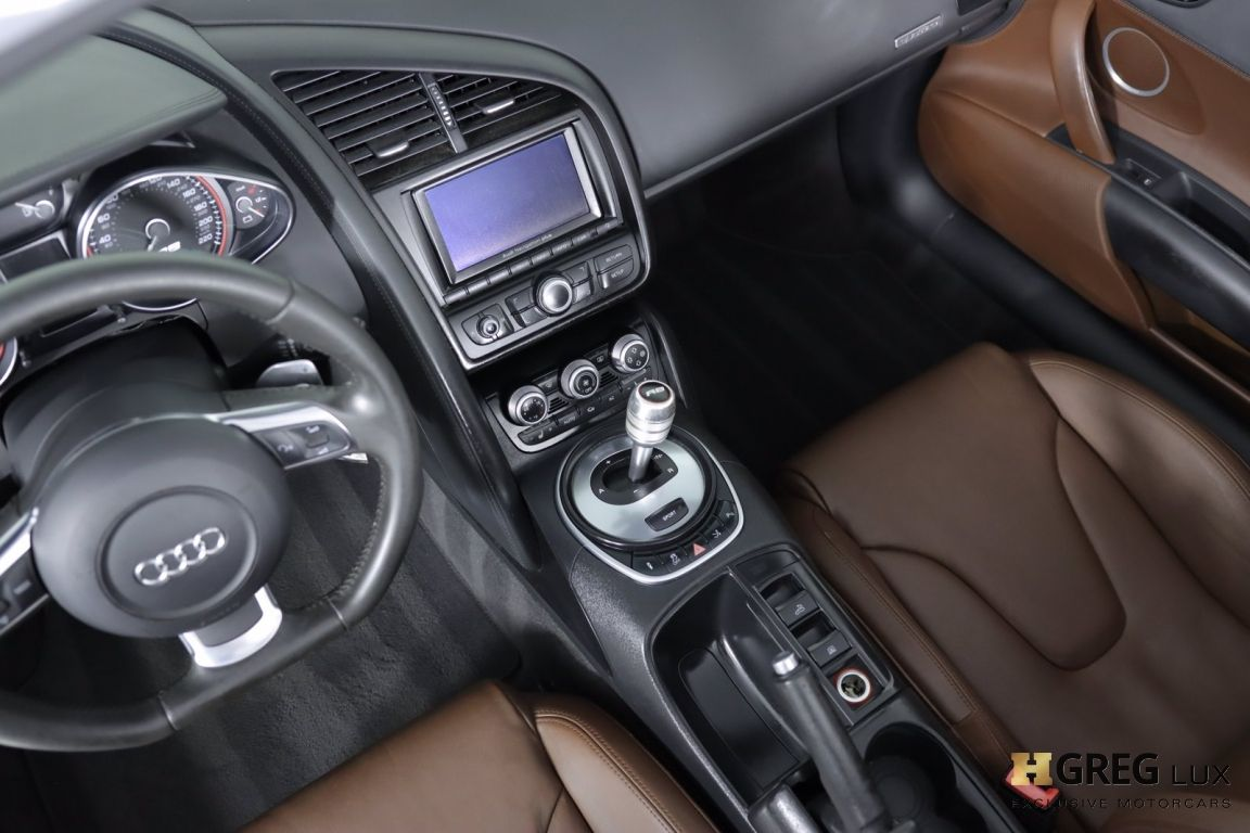 2011 Audi R8 5.2L #36