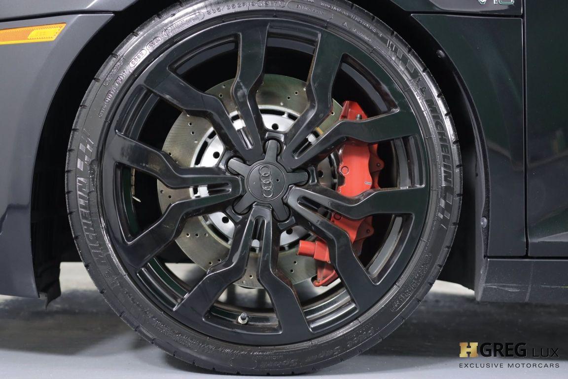 2011 Audi R8 5.2L #25