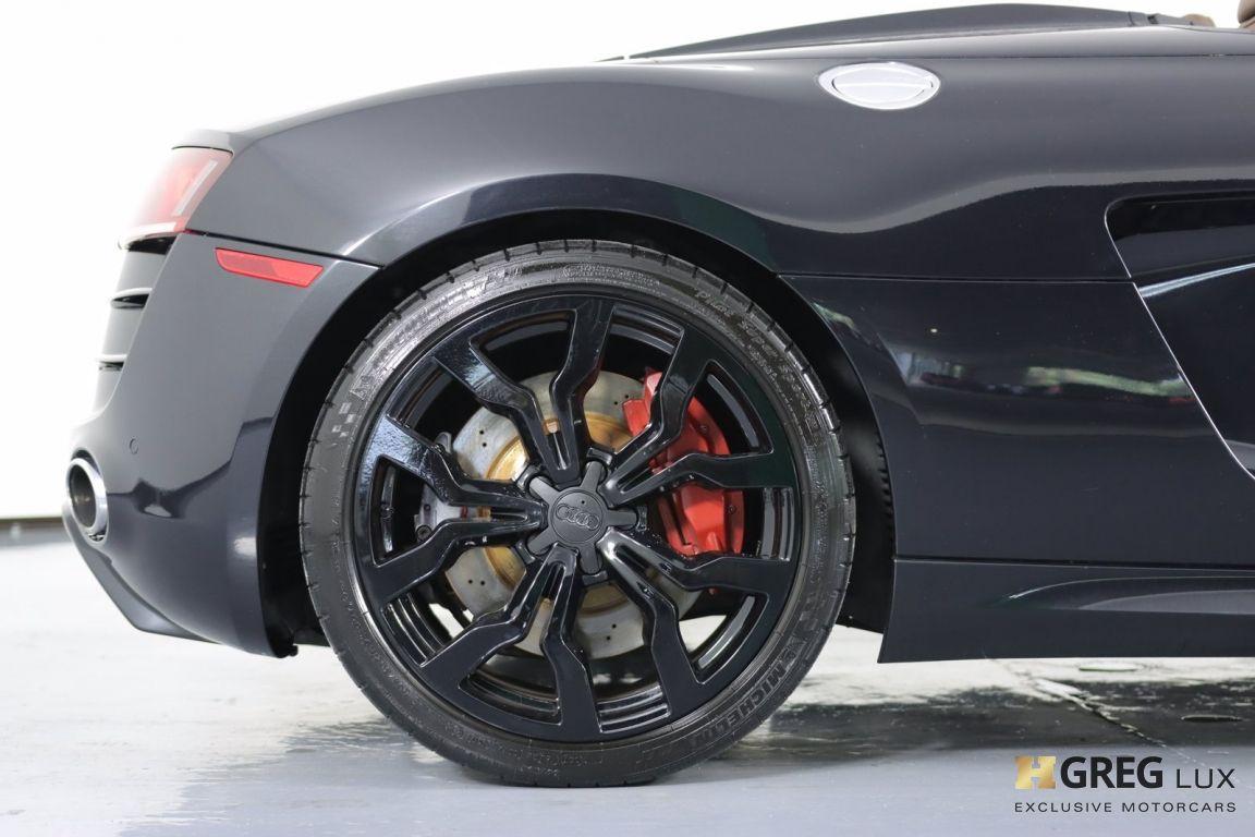 2011 Audi R8 5.2L #14