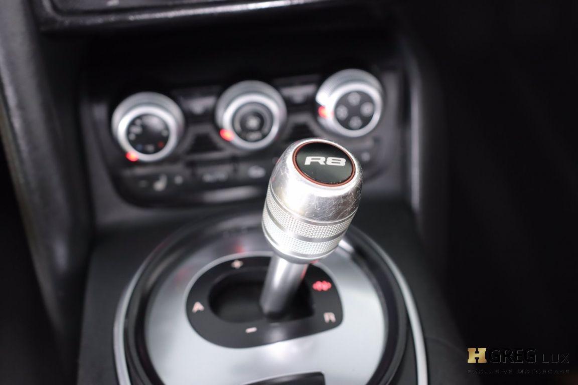 2011 Audi R8 5.2L #40