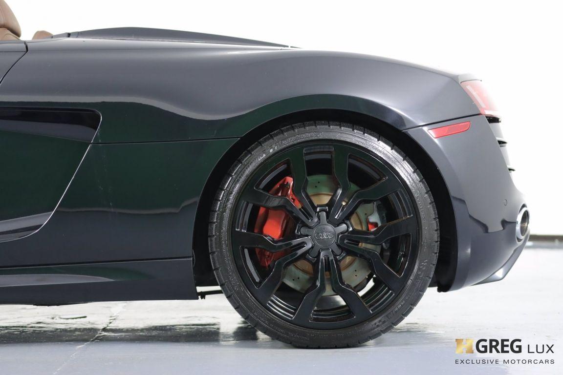 2011 Audi R8 5.2L #26