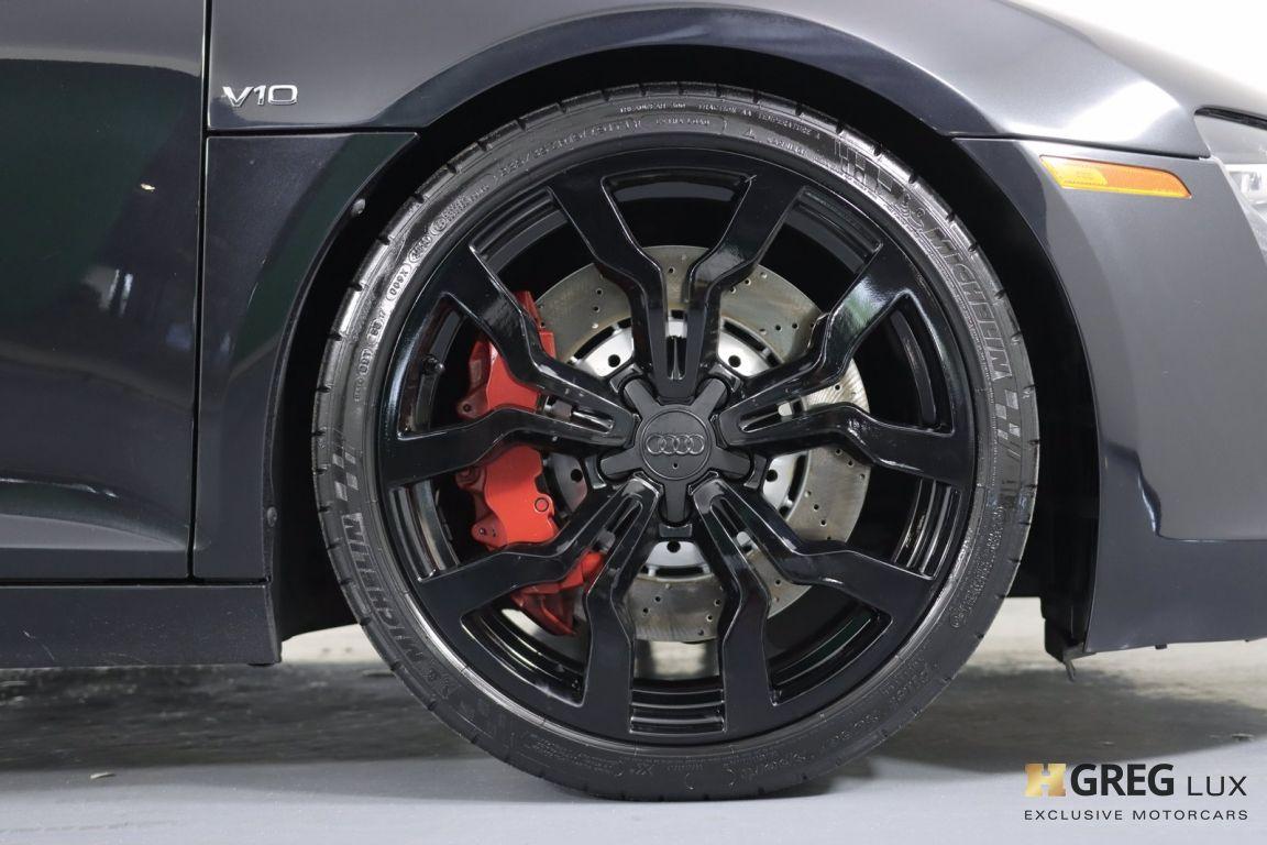 2011 Audi R8 5.2L #13
