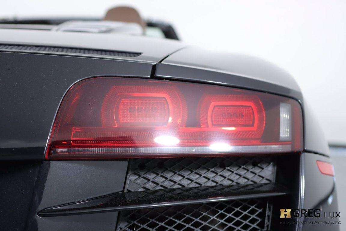 2011 Audi R8 5.2L #19