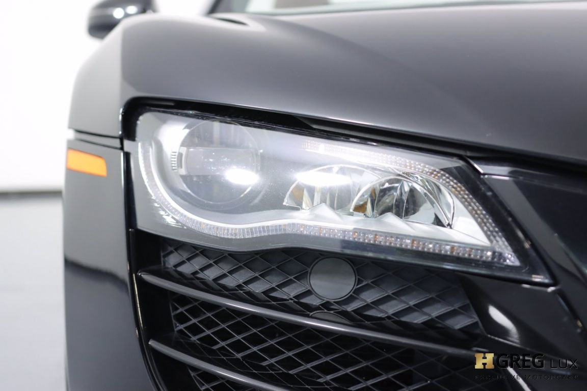2011 Audi R8 5.2L #5