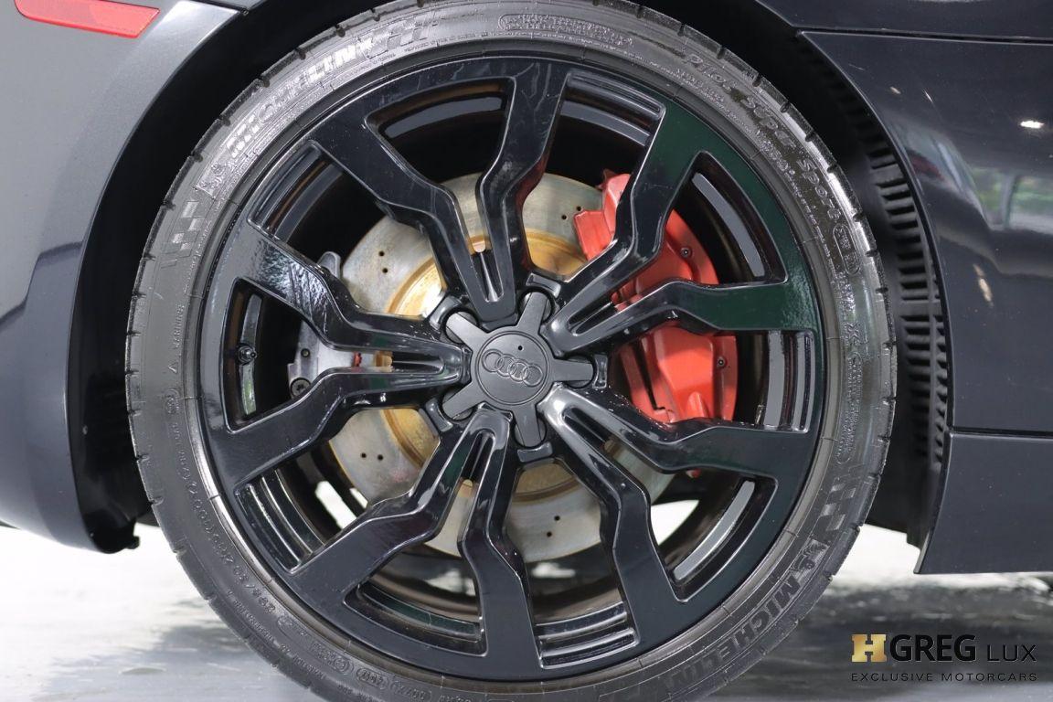 2011 Audi R8 5.2L #15