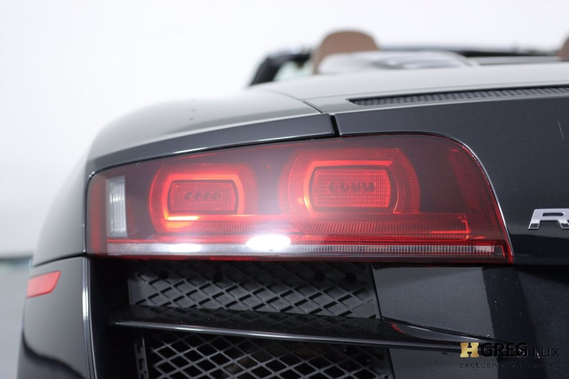 2011 Audi R8 5.2L #18