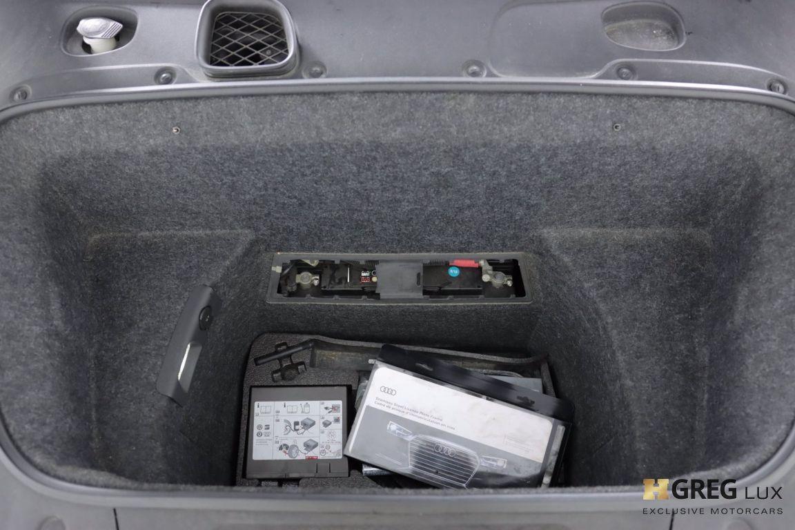 2011 Audi R8 5.2L #48