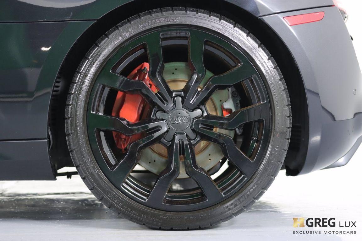 2011 Audi R8 5.2L #27